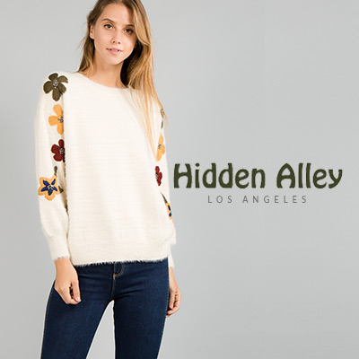 HIDDEN ALLEY - orangeshine.com