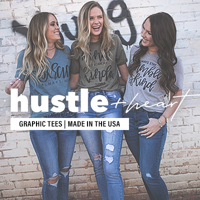 Hustle + Heart WHOLESALE SHOP - orangeshine.com