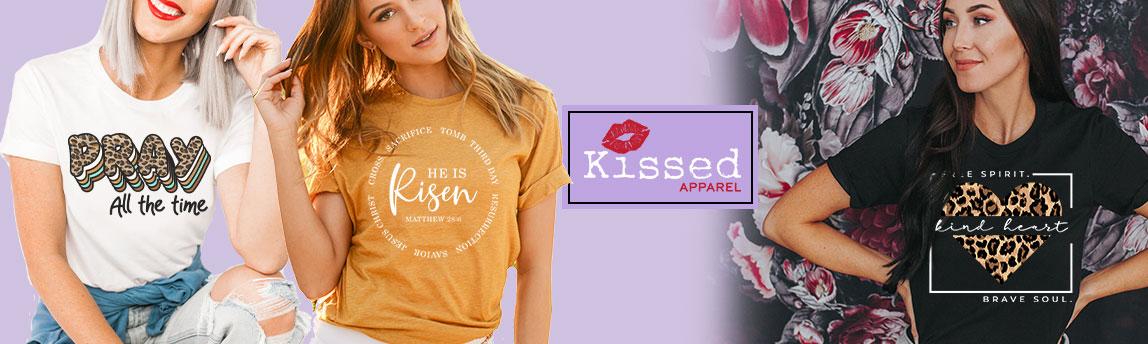 Kissed Apparel - orangeshine.com