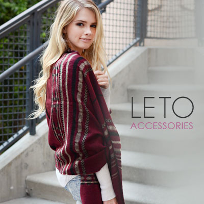 LETO ACCESSORIES WHOLESALE SHOP - orangeshine.com