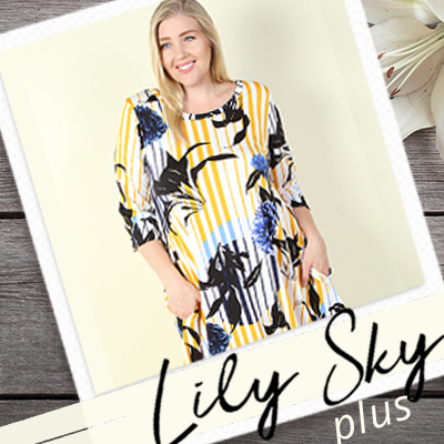 Lily Sky WHOLESALE SHOP - orangeshine.com