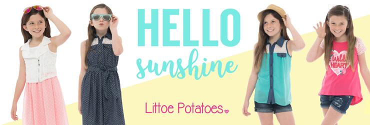LITTOE POTATOES - orangeshine.com