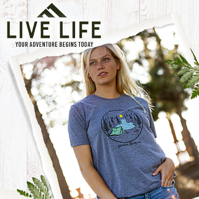 Live Life Clothing - orangeshine.com