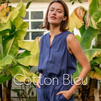 Cotton Bleu by Nu Label - orangeshine.com