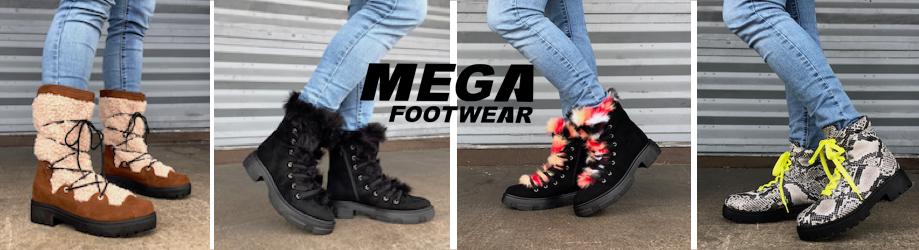 Mega Footwear - orangeshine.com