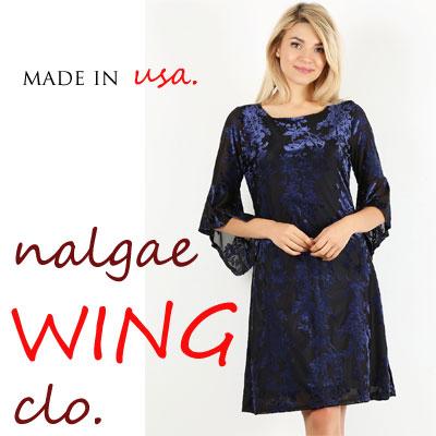 NALGAE WING CLO - orangeshine.com