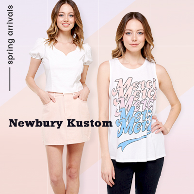 Newbury Kustom WHOLESALE SHOP - orangeshine.com