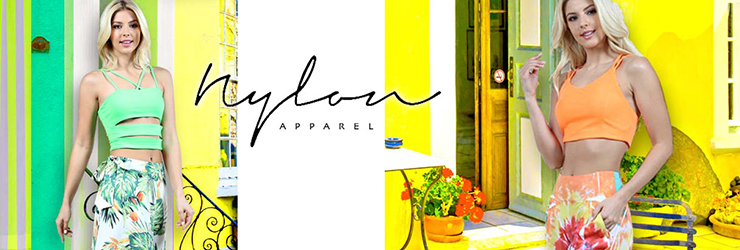 Nylon Apparel - orangeshine.com