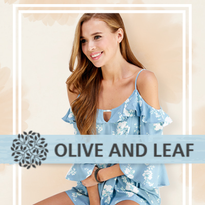 Olive and Leaf WHOLESALE SHOP - orangeshine.com