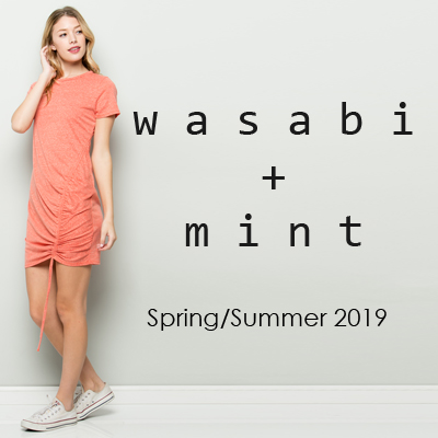 WASABI MINT WHOLESALE SHOP