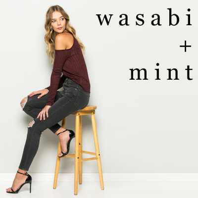 WASABI MINT WHOLESALE SHOP - orangeshine.com