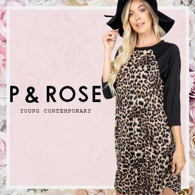 P & ROSE COLLECTION WHOLESALE SHOP