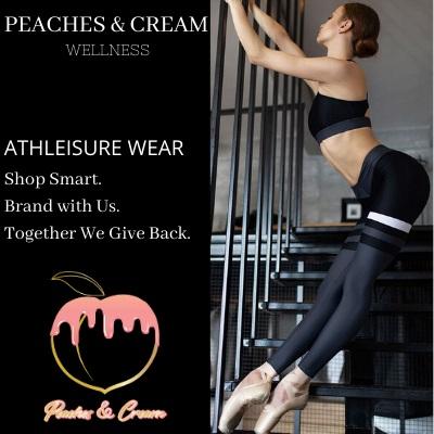 Peaches and Cream Wellness WHOLESALE SHOP