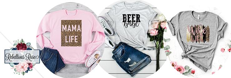 Rebellious Rose Boutique - orangeshine.com