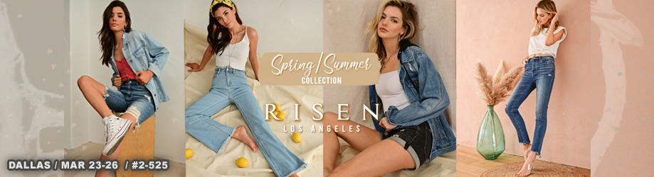RISEN JEANS - orangeshine.com