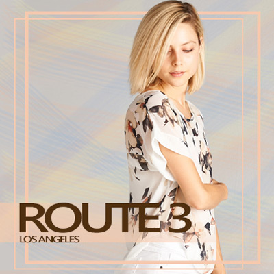 ROUTE 3 FASHION - orangeshine.com