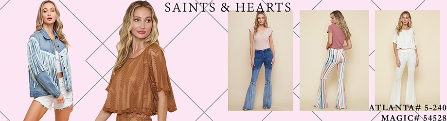 SAINTS & HEARTS - orangeshine.com