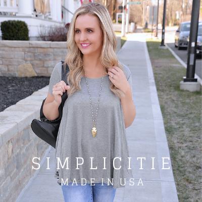SIMPLICITIE WHOLESALE SHOP