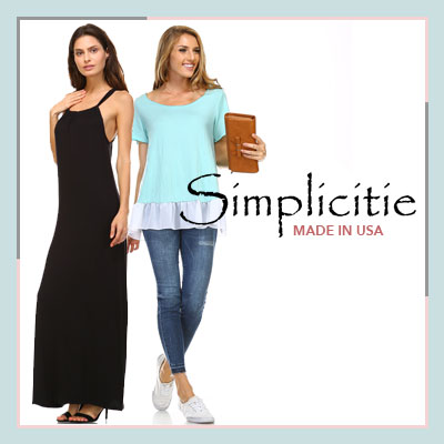 SIMPLICITIE WHOLESALE SHOP - orangeshine.com