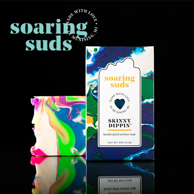 Soaring Suds Soap Co - orangeshine.com
