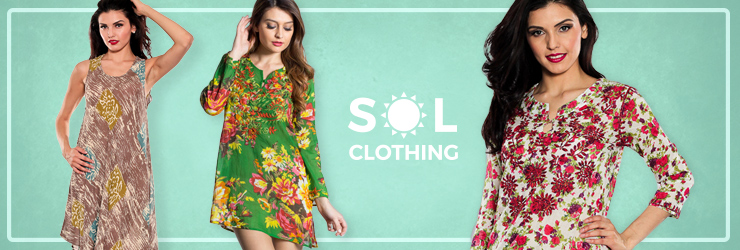 Sol Clothing - orangeshine.com