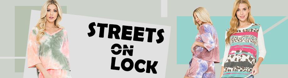 Streets On Lock - orangeshine.com
