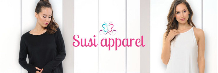 Susi Apparel - orangeshine.com