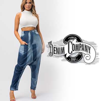 The Denim Company WHOLESALE SHOP - orangeshine.com