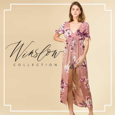 Winslow Collection WHOLESALE SHOP - orangeshine.com