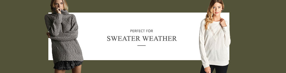 Wholesale Sweaters Clothing Apparel