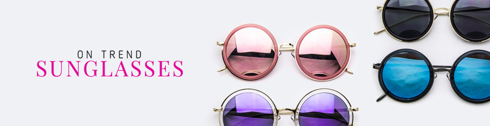 Wholesale Sunglasses in Trend on OrangeShine
