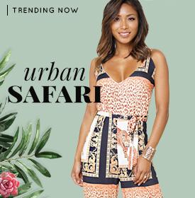URBAN SAFARI - orangeshine.com TREND.
