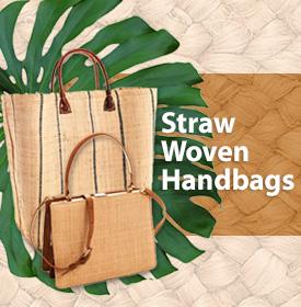 Straw Handbags - orangeshine.com TREND.
