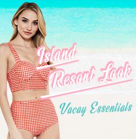 Island Resort Look - orangeshine.com TREND.