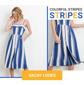 Colorful Stripes - orangeshine.com TREND.