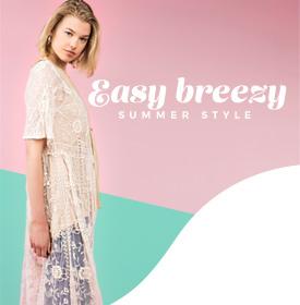EASY BREEZY - orangeshine.com TREND.