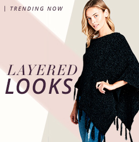 Layered Looks - orangeshine.com TREND.