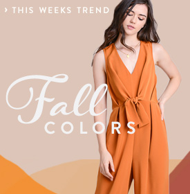 FALL COLORS - orangeshine.com TREND.