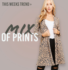 MIX OF PRINTS - orangeshine.com TREND.