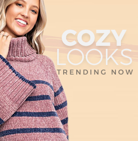 Cozy Looks - orangeshine.com TREND.