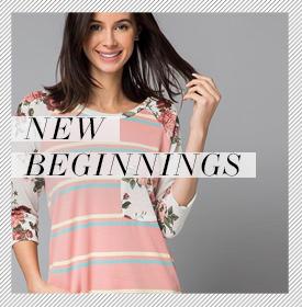 New Beginnings - orangeshine.com TREND.