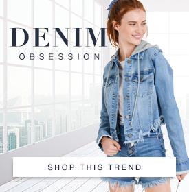 Denim Obsession - orangeshine.com TREND.