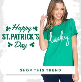 St. Patrick's Day - orangeshine.com TREND.