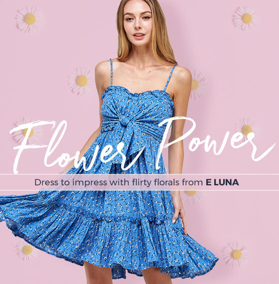 FLOWER POWER - orangeshine.com TREND.