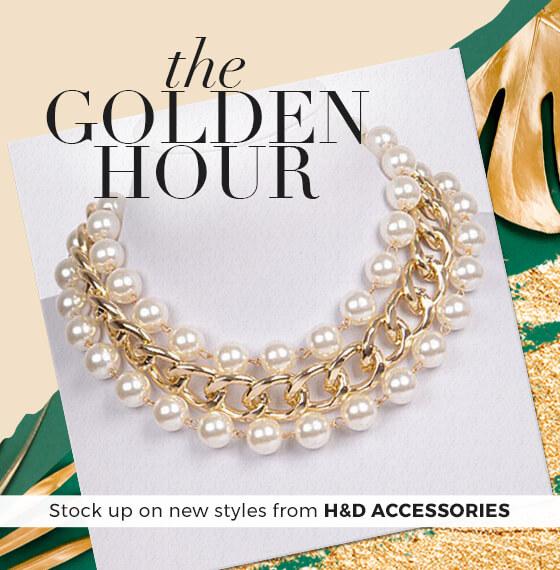 THE GOLDEN HOUR - orangeshine.com TREND.