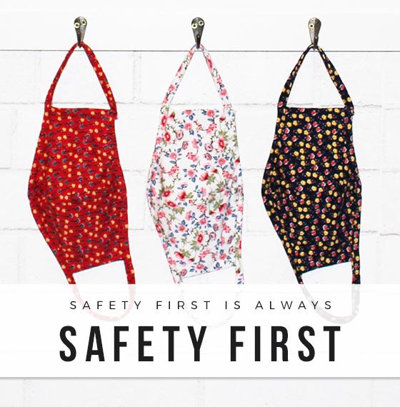 SAFETY FIRST IS SAFETY ALWAYS - orangeshine.com TREND.