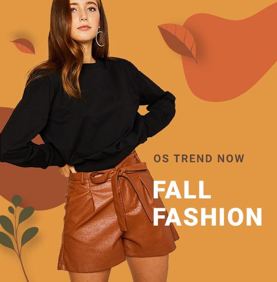 FALL FASHION - orangeshine.com TREND.